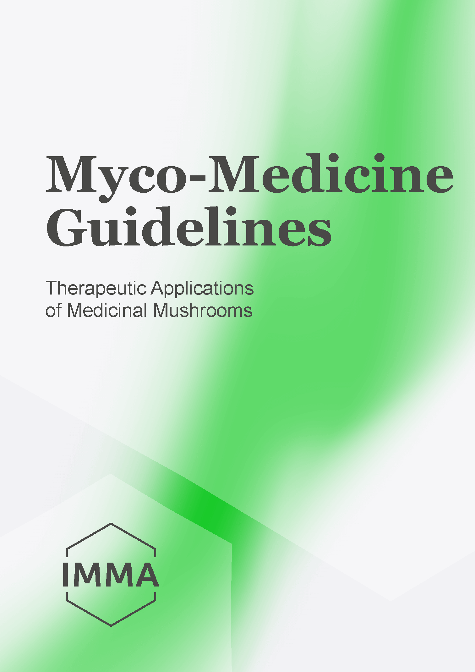 HIF - Portada 2D -  Mycotherapy Guidelines